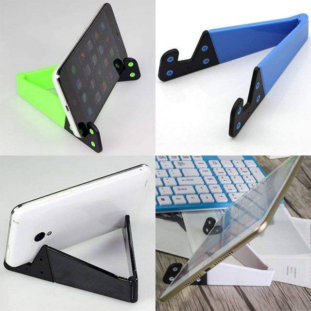 Folding Mini Desktop Phone Stand