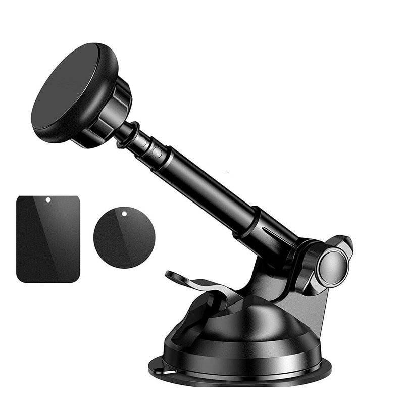 Universal Magnetic Car Phone Holder with Suction Cup