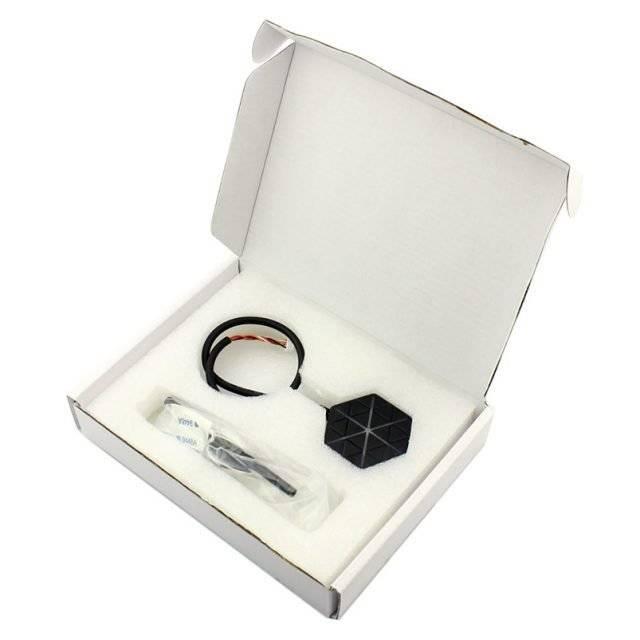 Flight Controller Module with GPS Stand Holder Bracket