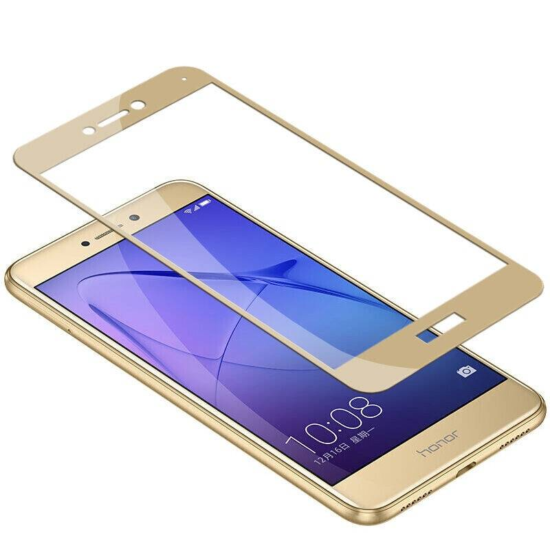 Colorful Tempered Glass Screen Protector for Huawei P8 Lite