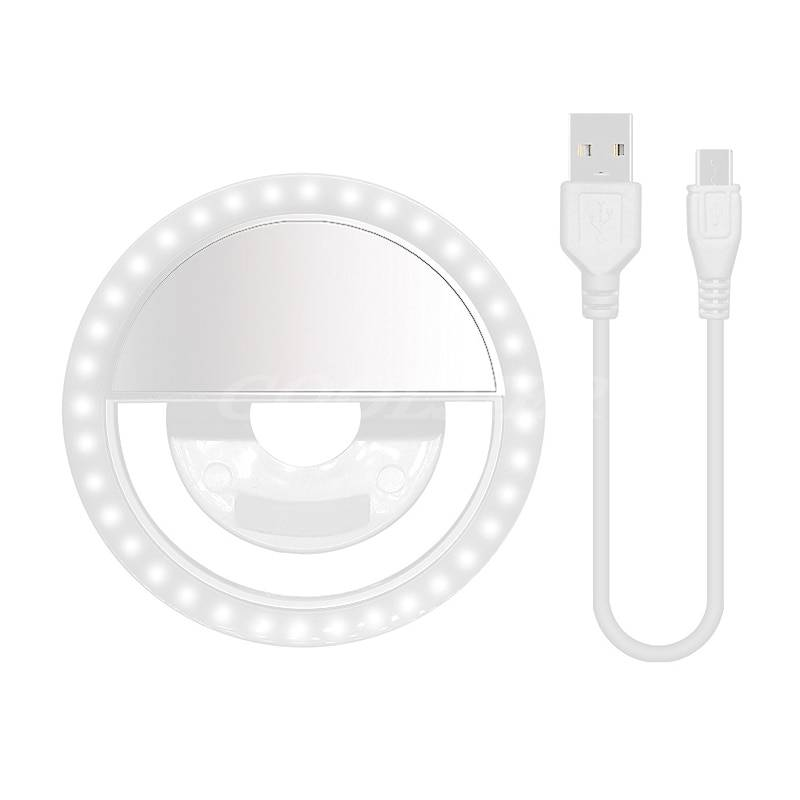 Universal Rechargeable LED Phone Ring